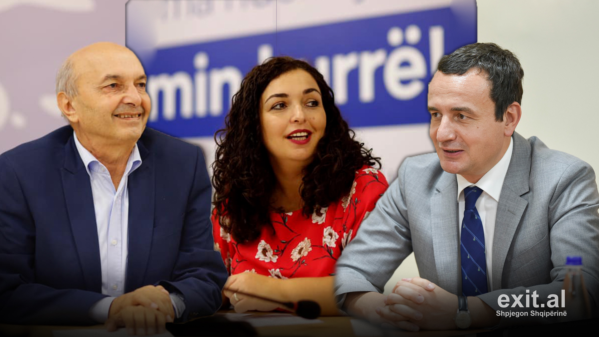 Situata elektorale e Kosovës, Kurti, Mustafa, Osmani dhe të tjerët