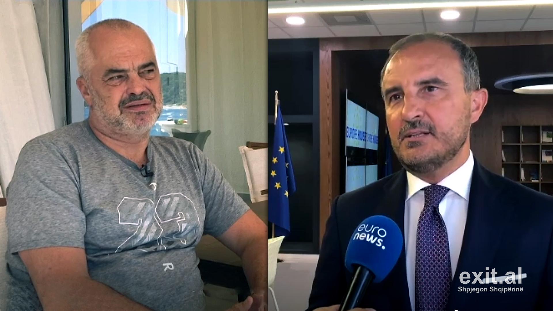 Rama dhe Soreca pranojnë indirekt se Shqipërisë nuk do t'i hapen negociatat