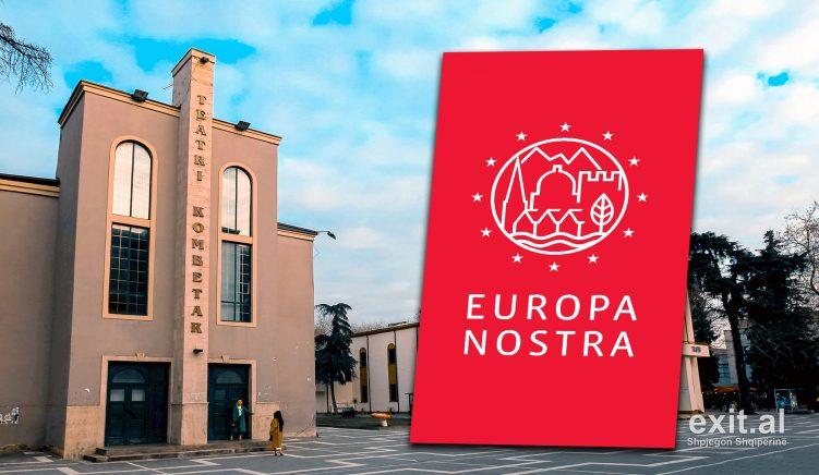Europa Nostra letër Metës e Veliajt: Mos e prishni Teatrin Kombëtar, të punojmë bashkë për restaurimin e tij