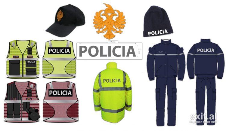 Qeveria tender 23 milionë euro për uniformat e policisë, 3-fish më shumë se në 6 vitet e fundit