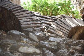 Durrës, arkeologët zbulojnë sistemin mijëravjeçar të furnizimit me ujë
