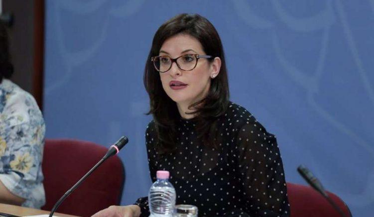 Ministrja e Drejtësisë Etilda Gjonaj përballë Kushtetutës