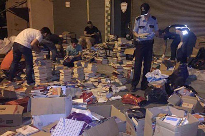Qeveria e Erdoganit asgjëson 300 mijë libra të Gylenit