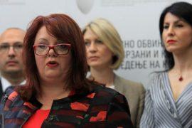 Maqedoni, Kuvendi shkarkon prokuroren speciale anti-korrupsion Katica Janeva