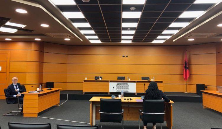 Komisioneri Publik kërkon shkarkimin e prokurores Kajana, kandidate për SPAK