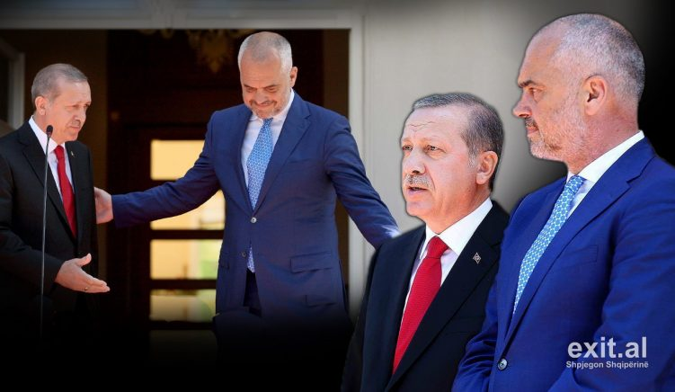 Memoriali si përkrahje e dhunimit të të drejtave të njeriut nga Erdogani