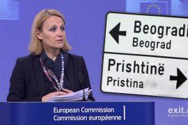 Bisedimet Kosovë-Serbi, BE nuk komenton raportimet për angazhimin e një të dërguari të posaçëm