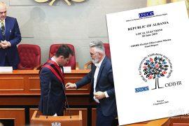 OSBE: Veliaj siguroi mbulim të veçantë mediatik në fushatë