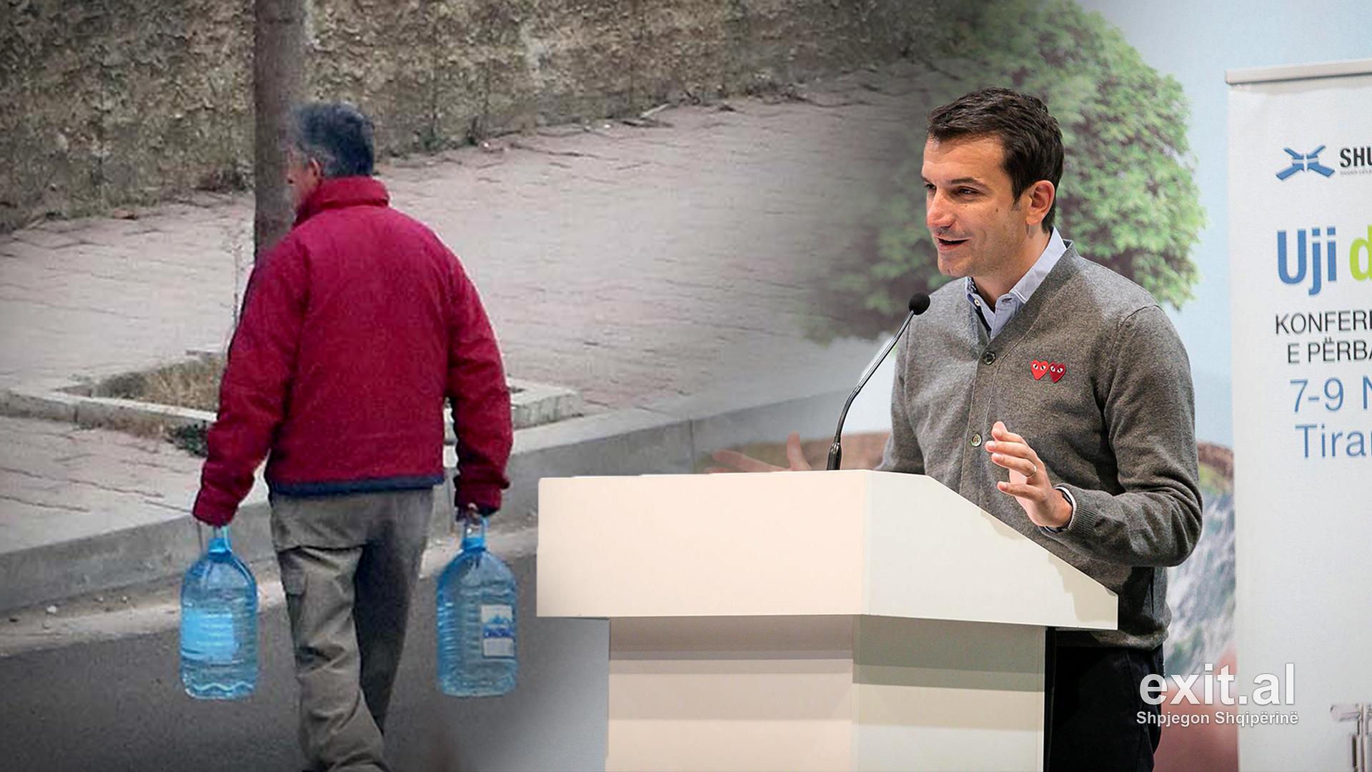 Rritja e çmimit dhe dhjetëra milionë euro kredi nuk zgjidhin problemin e ujit në Tiranë