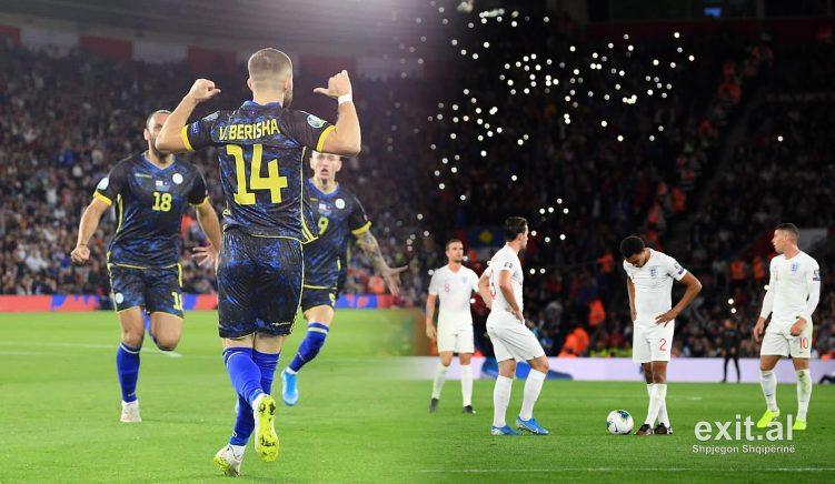 E para që i shënoi Anglisë 3 gola pas 12 vitesh – statistikat frymëzuese të Kosovës