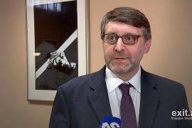 Palmer: Rusia do Ballkan të përçarë, Shqipërisë e Maqedonisë t'i hapen negociatat