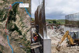 Qeveria anulon tenderin 19 milionë euro të rrugës Kardhiq-Delvinë