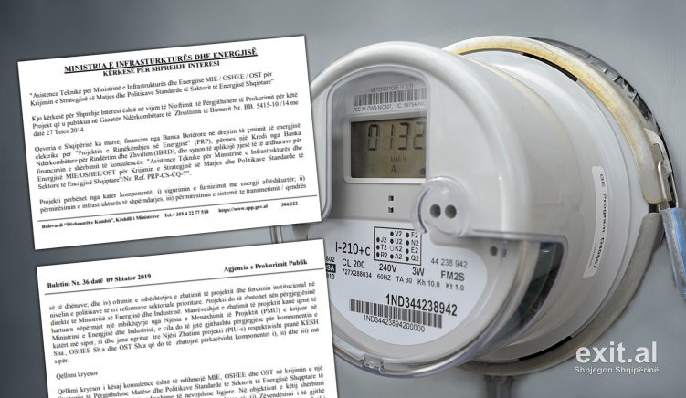 Qeveria shqyrton ndryshimin e matësave të energjisë elektrike me një tjetër PPP