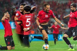 Shqipëria dhe Kosova njohin rivalët në Ligën e Kombeve