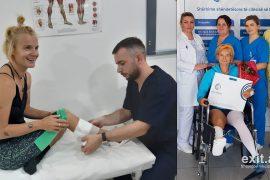 U lëndua në Valbonë, nis riaftësimin alpinistja e parë shqiptare që ngjiti Everestin