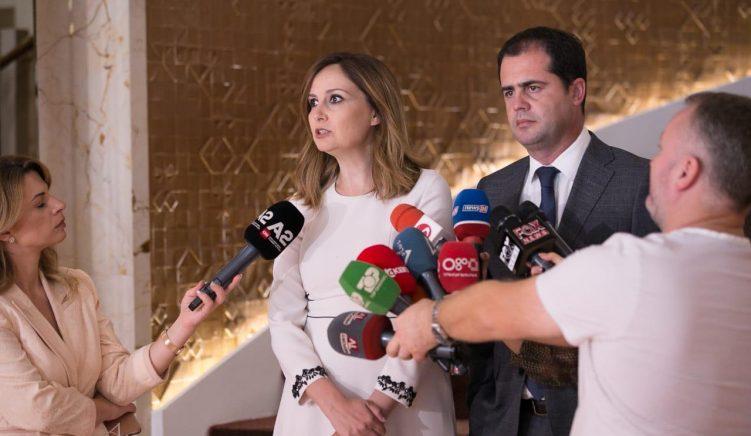 PD diskuton çështjen e pronave dhe Korporatës së Investimeve me Komisionin e Venecias