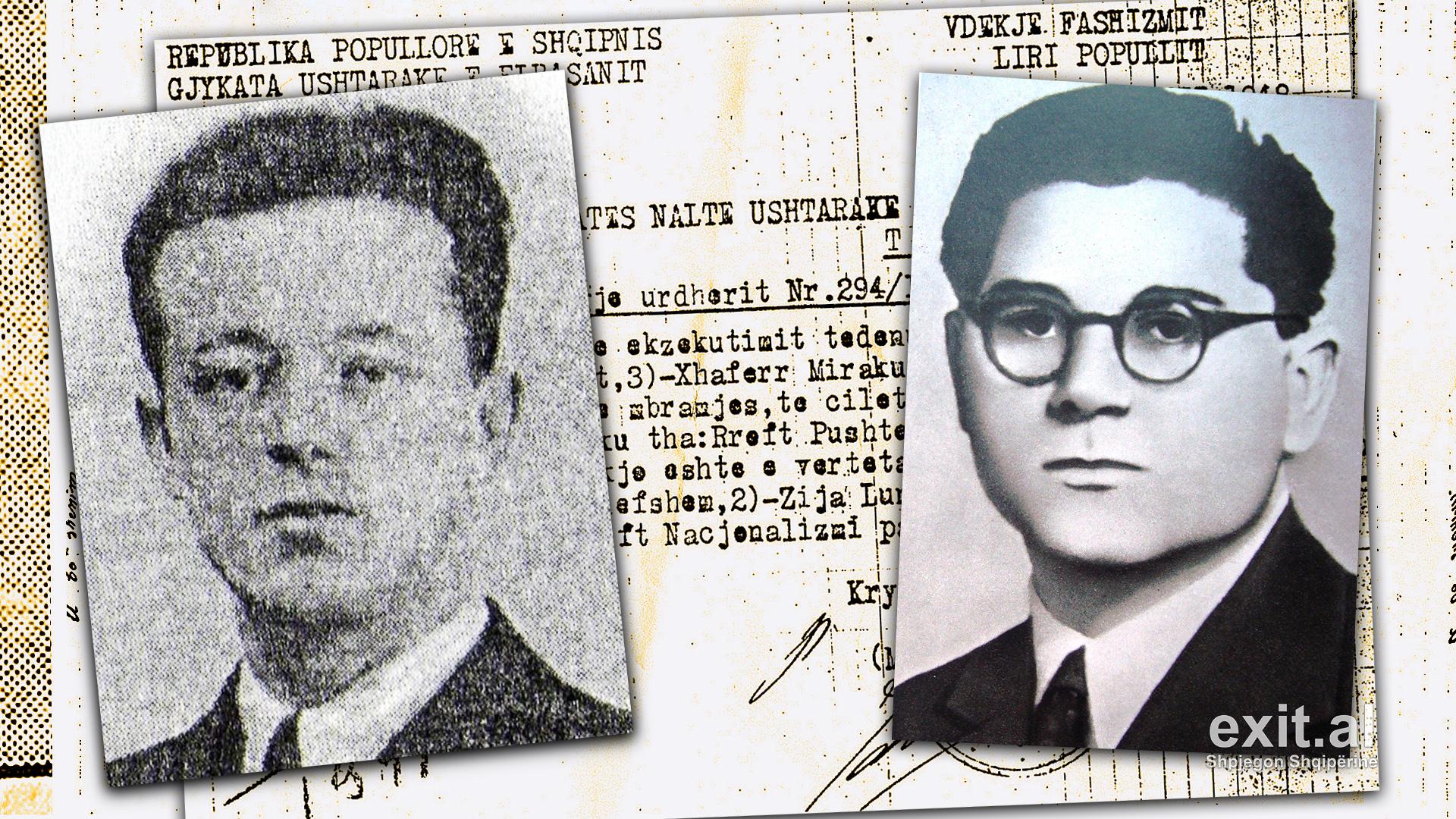 Fshehu Qemal Stafën nga fashistët, komunistët e pushkatuan si tradhtar