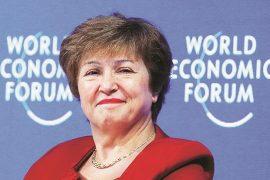 Bullgarja Kristalina Georgieva zgjidhet drejtore e FMN