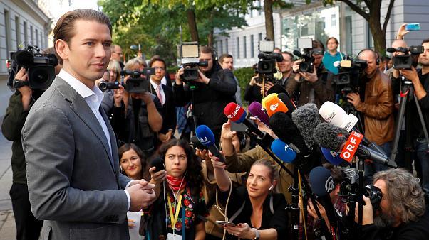 Austri, ish-kancelari konservator Sebastian Kurz fiton sërish zgjedhjet