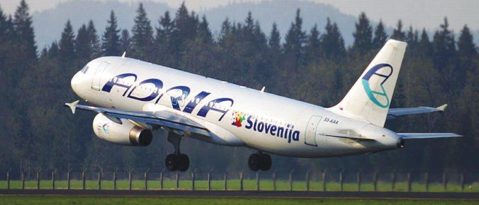 Adria Airways pezullon fluturimet, për mungesë fondesh