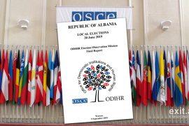 U intereson stabilitokracia, jo demokracia: heshtja e plotë e përfaqësive të huaja për raportin e ODIHR-it