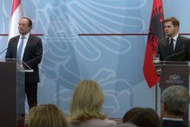 Austria mbështet hapjen e negociatave Shqipëri-BE