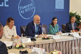 Rama: Shqipëria mund të marrë shpullën e radhës nga Bashkimi Europian