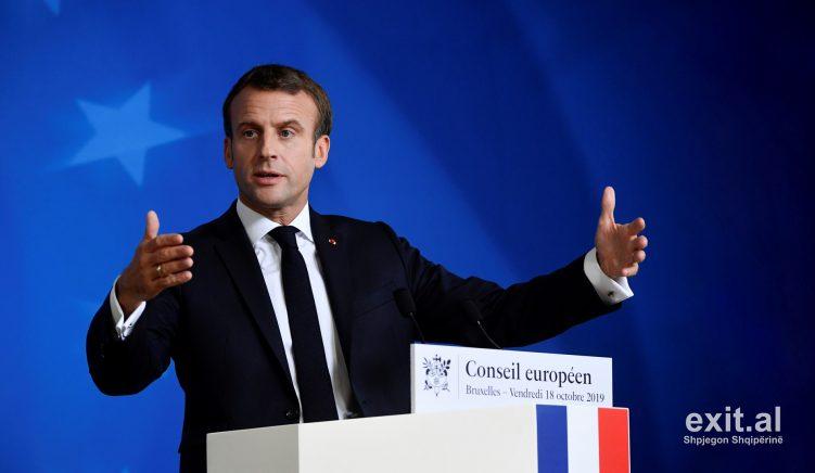 Macron: nuk ka negociata pa ndryshuar procesin; Shqipëria ka kundra gjysmën e BE-së