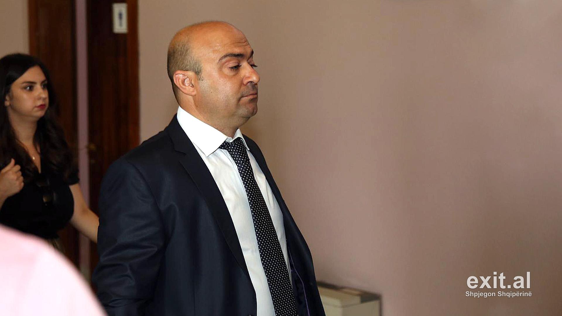 KPA shkarkon gjyqtarin Ervin Metalla
