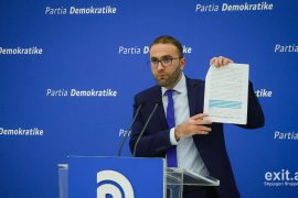 PD: KQZ të zbatojë ligjin, të shkarkojë Agim Kajmakun