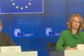 Ministrat e jashtëm të BE-së nuk bien dakord, tre vende kundër hapjes së negociatave
