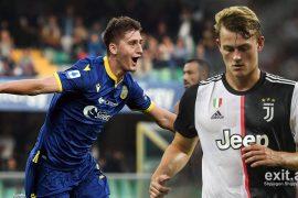 Gazetari italian: Kumbulla po luan më mirë se De Ligt që kushtoi 85 milionë euro