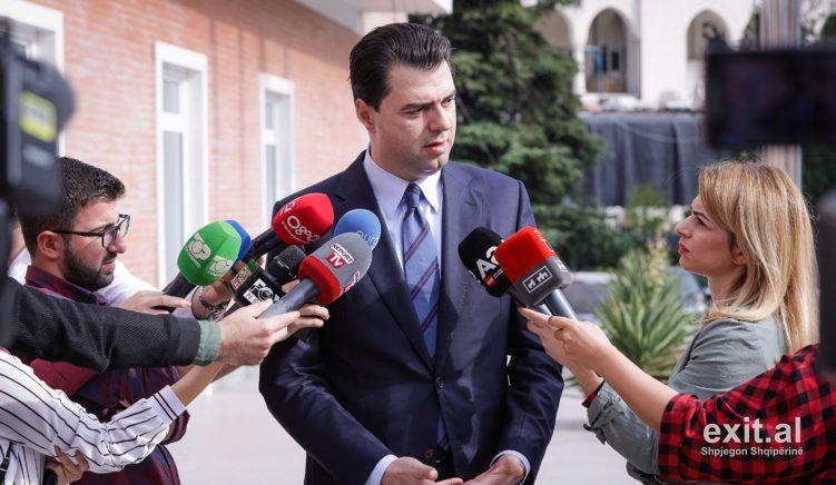 Basha akuzon Ramën për gjyq politik ndaj Salianjit