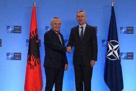 Meta takon Sekretarin e Përgjithshëm të Natos: Ballkani duhet të jetë i orientuar drejt perëndimit