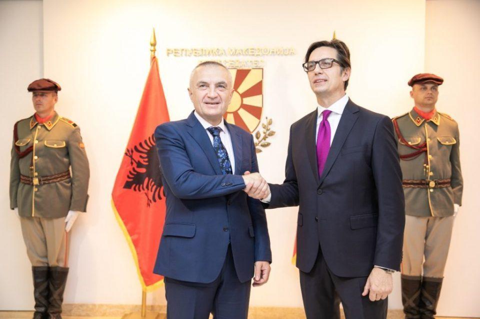 Meta—Pendarovski: Shqipëria dhe Maqedonia e Veriut bashkë për hapjen e bisedimeve me BE