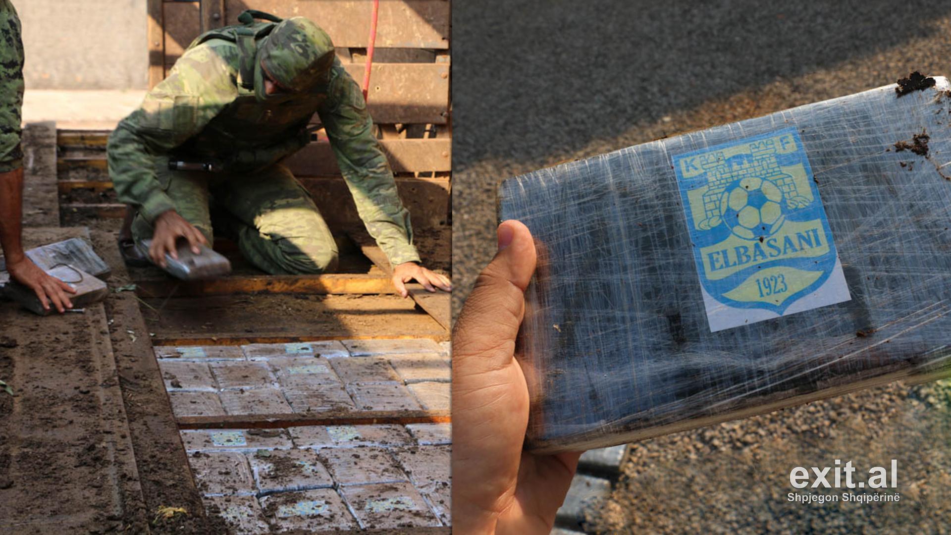 Mbi 1 ton drogë dhe dhjetëra milionë euro kapen në Greqi, Holandë e Brazil, arrestohen disa shqiptarë