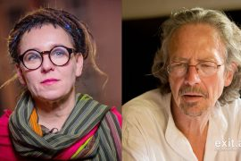 Polakja Tokarczuk dhe austriaku Handke fitojnë Nobelin në letërsi