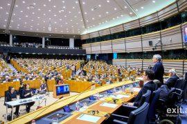 Vidhet Parlamenti Evropian, gjatë karantinës