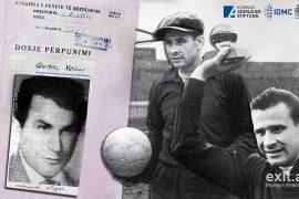 Historia e kampionit të futbollit që komunizmi e bëri të harrohej