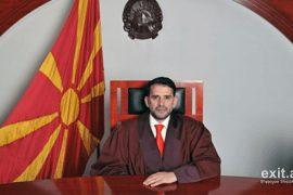 Shqiptari Sali Murati në krye të Gjykatës Kushtetuese në Maqedoninë e Veriut