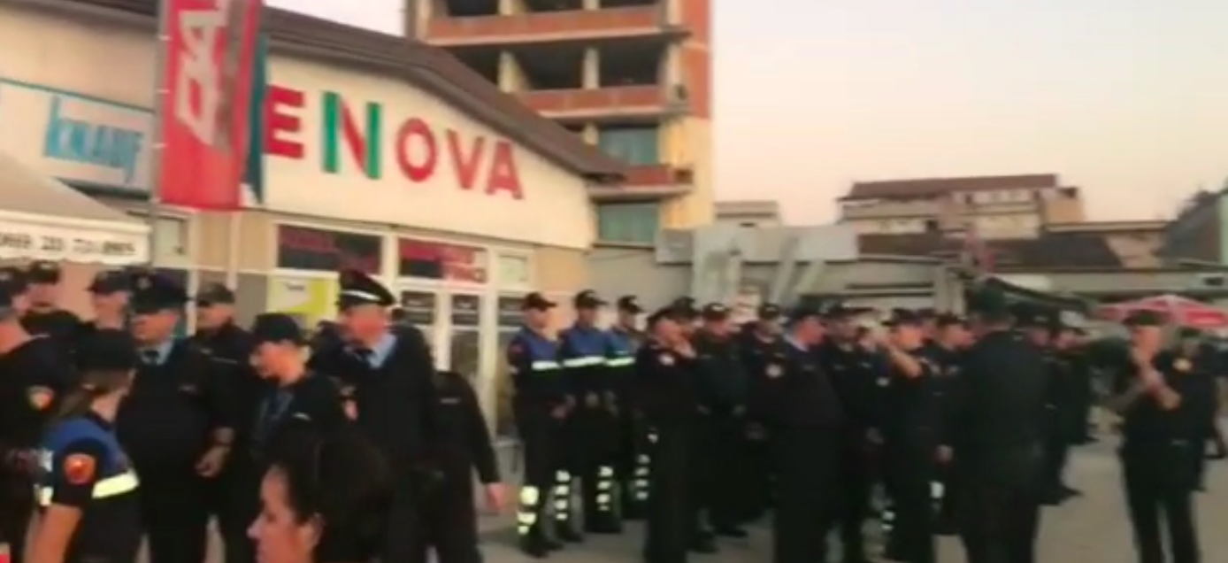Aksion policor kundër banorëve të Astirit, qeveria e vendosur për projektin korruptiv