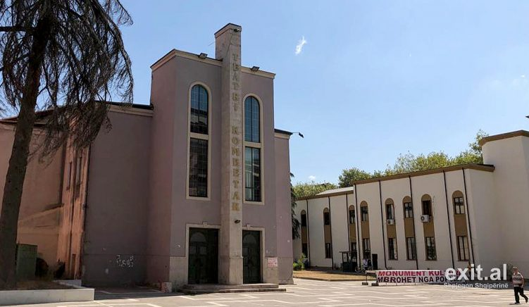 Prej 2 muajsh asnjë informacion për tenderin e Teatrit Kombëtar nga Bashkia Tiranë