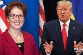 WSJ: Trump largoi ambasadoren në Ukrainë pas ankesave të avokatit Rudy Giuliani