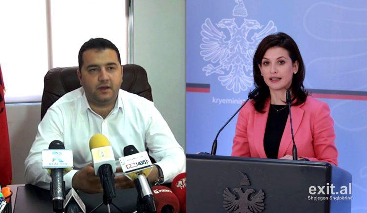 Ministrja Gjonaj, e shkarkon dhe heton për korrupsion, pastaj e bën drejtor burgu