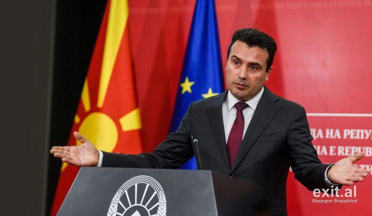 Dështoi të hapë negociatat me BE-në, kryeministri i Maqedonisë Zaev dorëhiqet
