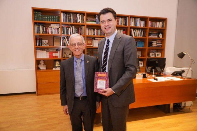 Basha: Rruga e vetme e Shqipërisë, anëtarësimi në BE