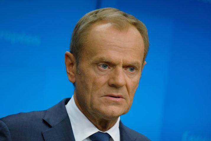 Presidenti i KE Tusk kandidat për presidencën e Partisë Popullore Evropiane