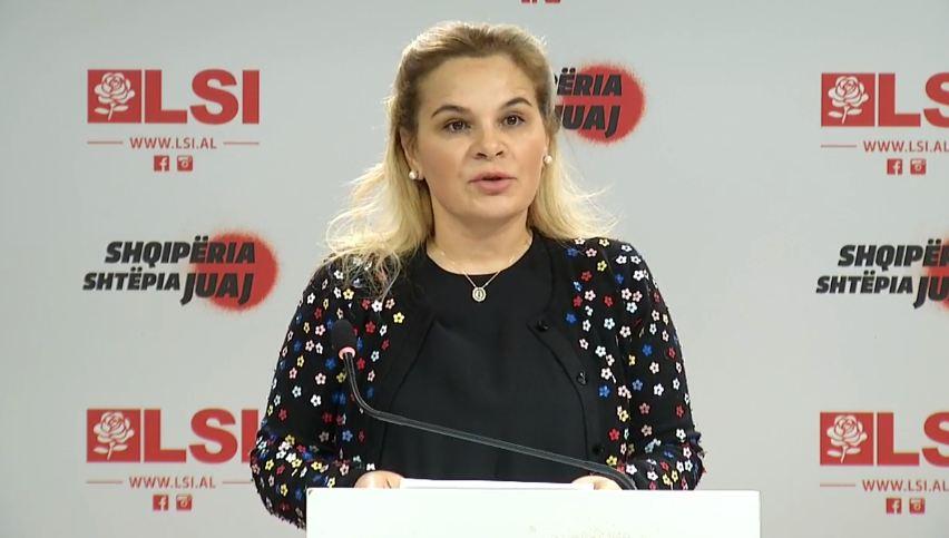 Kryemadhi, LSI kandidon me listën e saj, opozita fiton 100 mandate