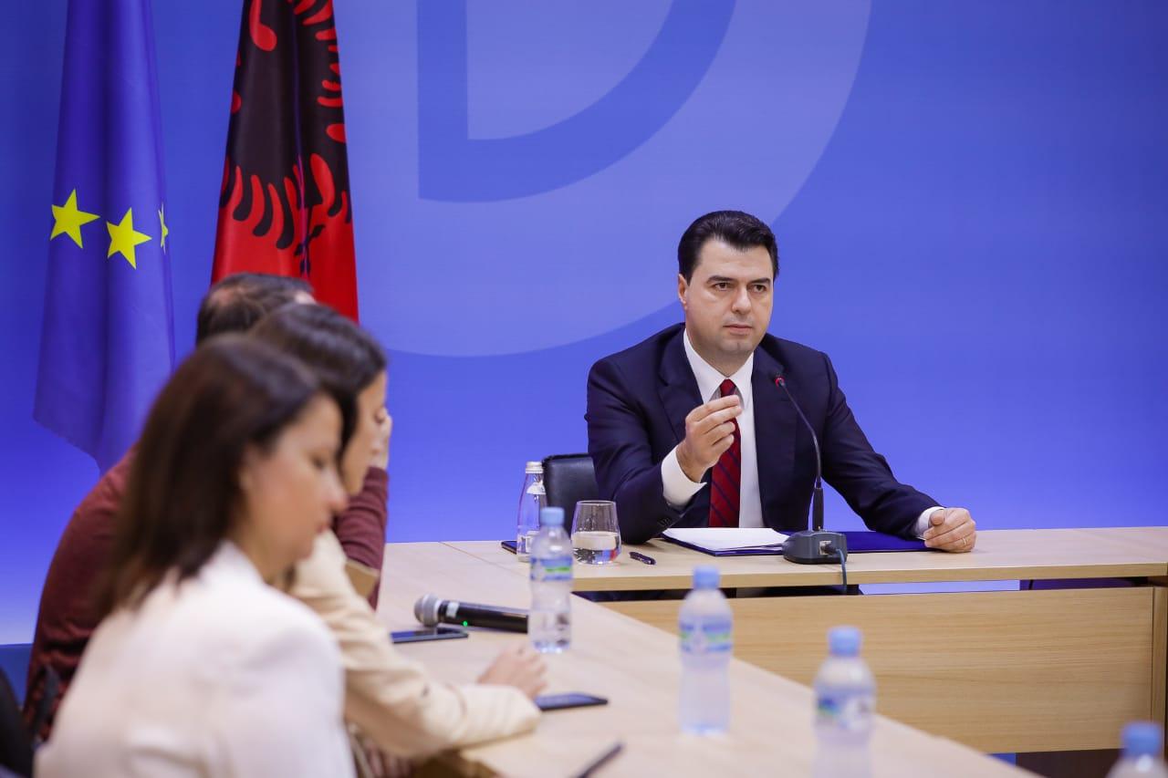 Basha: Moshapja e negociatave, dështim personal i Edi Ramës