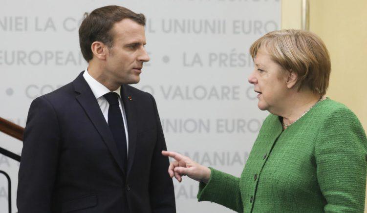 Mbledhja e Këshillit Europian, Merkel dhe Macron takohen prapë sot